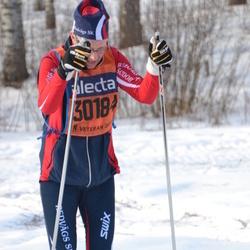 Skiing 90 km - Åke Karlsson (30184)