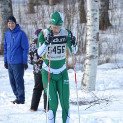 Skiing 90 km - Henrik Gustafsson (5456)
