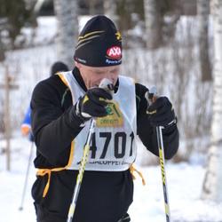 Skiing 90 km - Björn Jansson (4701)