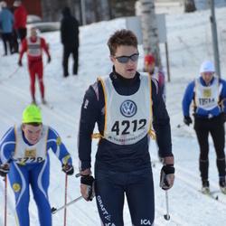 Skiing 90 km - Björn Haglund (4212)