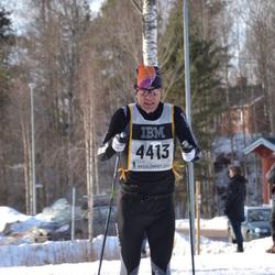 Skiing 90 km - Jan-Olof Nilsson (4413)