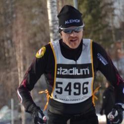 Skiing 90 km - Henrik Jernström (5496)