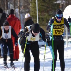 Skiing 90 km - Eli Ågedal (17950)