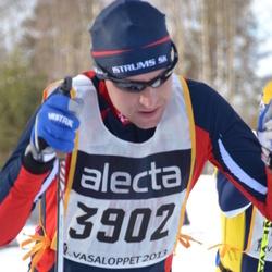 Skiing 90 km - Anders Påhlman (3902)