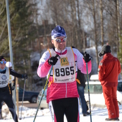 Skiing 90 km - Derek Vaide (8965)