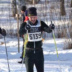 Skiing 90 km - Åke Andersson (5139)