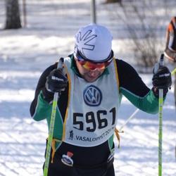 Skiing 90 km - Christian Kantola (5961)