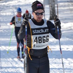 Skiing 90 km - Janne Juusola (4866)