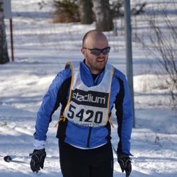 Skiing 90 km - Andreas Brännström (5420)
