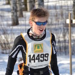 Skiing 90 km - Eirik Johnsen (14499)