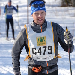 Skiing 90 km - Daniel Spangenberg (6479)