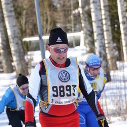 Skiing 90 km - Christer Rönnlund (9893)