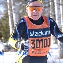 Skiing 90 km - Alf Olsson (30100)