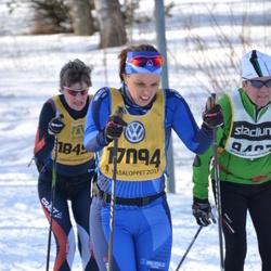 Skiing 90 km - Elin Magdalena Blom (17094)