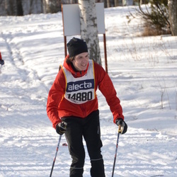 Skiing 90 km - Daniel Wennlund (14880)