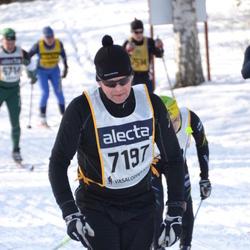 Skiing 90 km - Åke Lindkvist (7197)