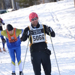 Skiing 90 km - Andreas Ballhausen (5066)