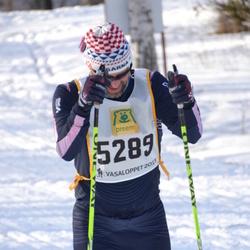 Skiing 90 km - Anders Östberg (5289)