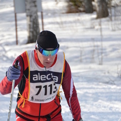 Skiing 90 km - Ainars Ozolins (7113)