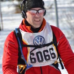Skiing 90 km - Adam Wirdby (6066)