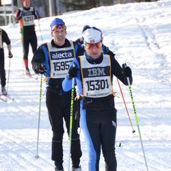 Skiing 90 km - Eirik Torbjörnsen (15301)