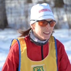 Skiing 90 km - Jenny Lyck (18494)