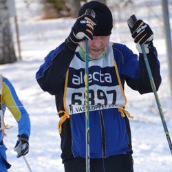 Skiing 90 km - Axel Kristoffersen (6897)