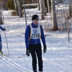 Skiing 90 km - Björn Belfrage (7236)