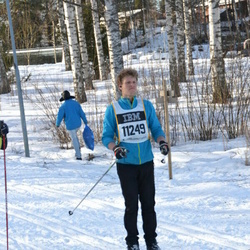 Skiing 90 km - David Blecko (11249)