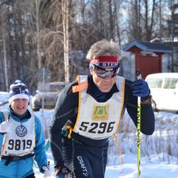 Skiing 90 km - Henrik Dellborg (5296), Jukka Lehto (9819)