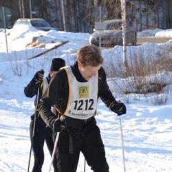 Skiing 90 km - Henrik Larsen (1212)