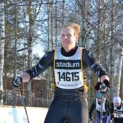 Skiing 90 km - Daniel Lingenhult (14615)