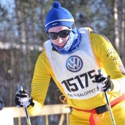 Skiing 90 km - Alexander Fransson (15175)