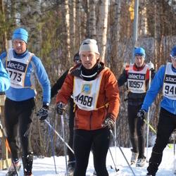 Skiing 90 km - Simon Flodén (10957), Aaron Tselepy (11468)