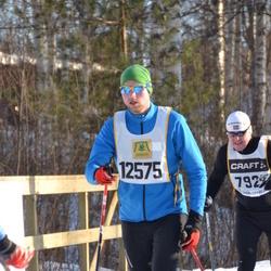 Skiing 90 km - Jan-Olof Larsson (7927), Emil Gustafsson (12575)