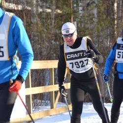 Skiing 90 km - Jan-Olof Larsson (7927)