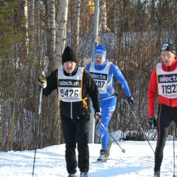 Skiing 90 km - Anders Hellman (9426)