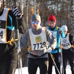 Skiing 90 km - Adrian Gehrig (7728)