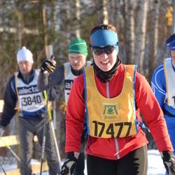 Skiing 90 km - Catrin Kuus (17477)