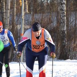Skiing 90 km - Åke Morelius (30273)