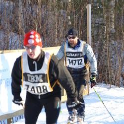 Skiing 90 km - Carl-Gustaf Österberg (14712)