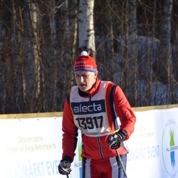 Skiing 90 km - Christer Brånn (13917)