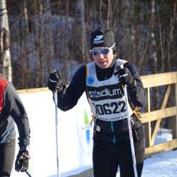 Skiing 90 km - Björn Sundblad (10622)