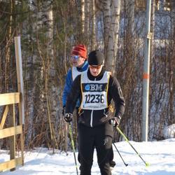 Skiing 90 km - David Hedström (12236)