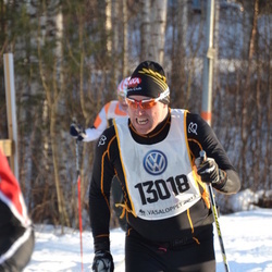 Skiing 90 km - Anders Degselius (13018)