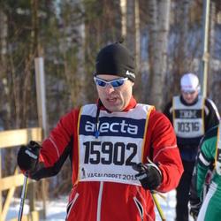 Skiing 90 km - Anders Rosenbeck (15902)