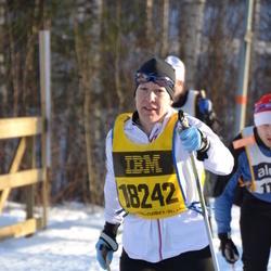 Skiing 90 km - Cecilia Lundgren (18242)