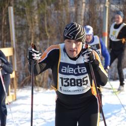 Skiing 90 km - Andras Kaasik (13885)