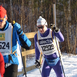 Skiing 90 km - Anders Rensgard (12929)
