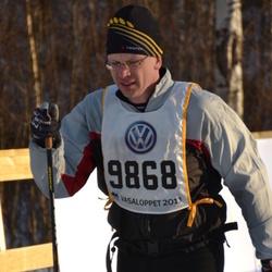 Skiing 90 km - Fredrik Wahlin (9868)